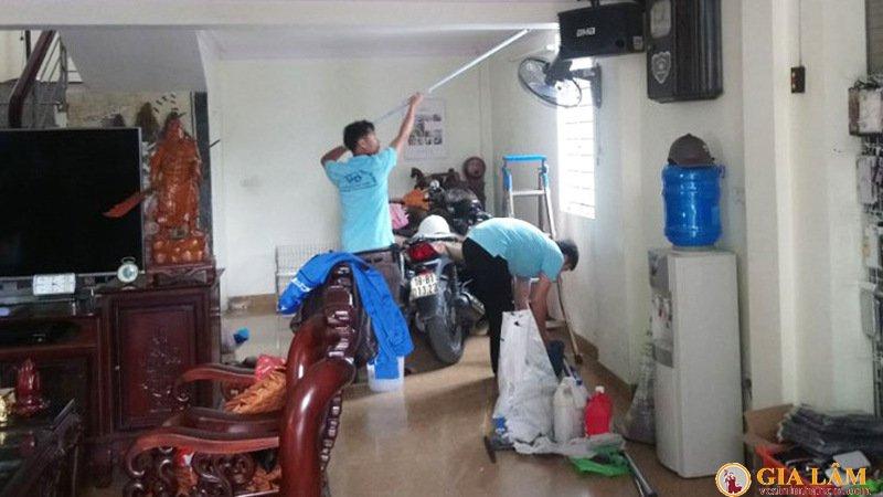 dịch vụ vệ sinh nhà tphcm
