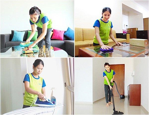 Dịch vụ vệ sinh nhà trọn gói