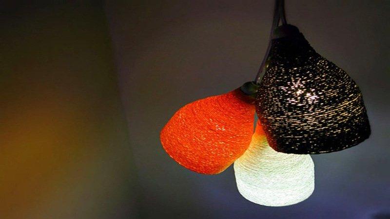 cách tái chế chai nhựa làm đèn