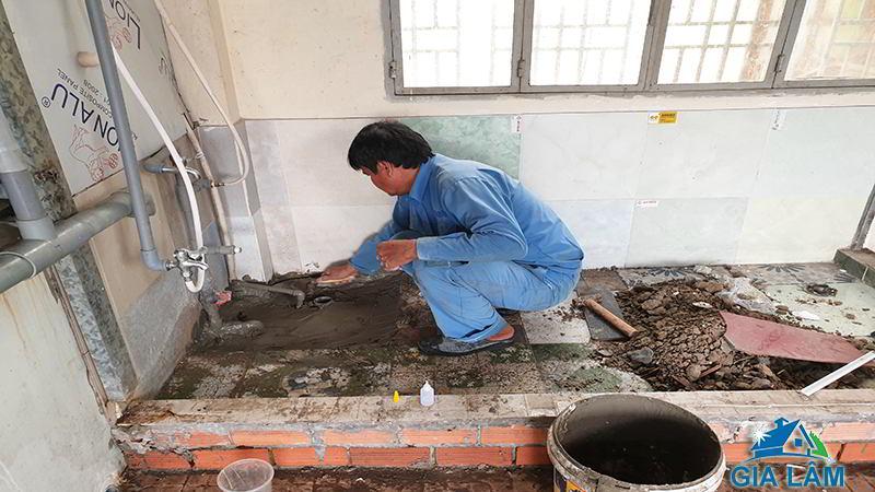thi công sửa nước tại nhà